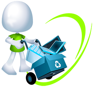 WEEE-RecycleIT Collection Icon